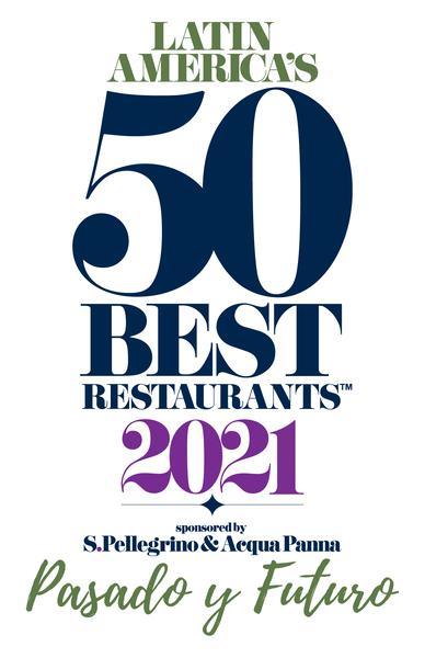 Latin America's 50 Best Restaurants 2021 (Divulgação)